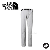 【The North Face 女款 彈性長褲〈灰〉】2XTZ/春夏款/彈性長褲/休閒長褲
