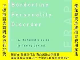 二手書博民逛書店Borderline罕見Personality Disorder