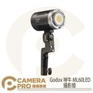 ◎相機專家◎ Godox 神牛 ML60LED 攝影燈 聚光燈 棚燈 白燈 手持 神牛卡口 靜音 8種特效 公司貨