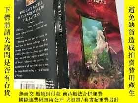 二手書博民逛書店the罕見last battle 納尼亞 最後的戰役Y200392