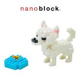 【日本KAWADA河田】Nanoblock迷你積木-吉娃娃 NBC-121