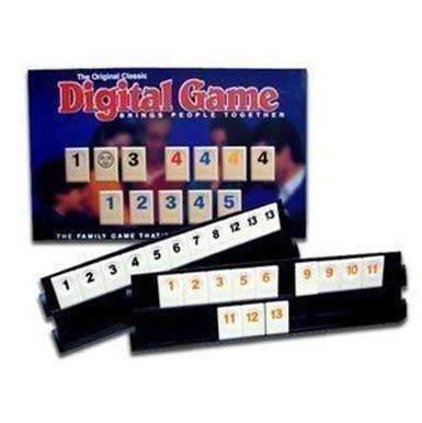 桌游拉密以色列麻將 拉密牌 數字麻將牌旅行標準版桌面聚會游戲 年貨慶典 限時鉅惠