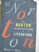 【書寶二手書T9/大學文學_WDZ】The Norton Introduction to Literature_Kell
