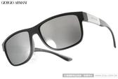 GIORGIO ARMANI 太陽眼鏡 GA8057 50426G  (黑) 個性簡約百搭水銀鏡面款 # 金橘眼鏡