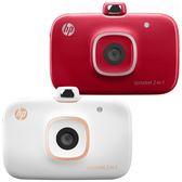 24期零利率 送原廠相機包+mirco 64G記憶卡 HP Sprocket 2in1 口袋相印機 拍照/列印二合一 公司貨