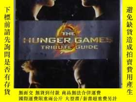 二手書博民逛書店英文原版罕見The Hunger Games Tribute G