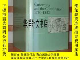 二手書博民逛書店【罕見】1986年出版 Caricatures and the