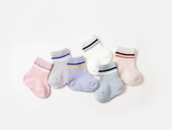 【韓風童品】(5雙/組)夏季透氣網眼短襪 男女童網眼襪子 鏤空薄棉襪 透氣短襪
