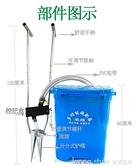 施肥器背負式 施肥神器農用地下追肥器入土施肥機多功能玉米下肥 lanna YTL