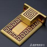 中式全銅免打孔地吸隱形純銅中式地吸木地板地暖地板用 酷斯特數位3c