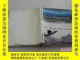 二手書博民逛書店Swiss罕見Panorama:全景瑞士【厚精裝】11398 A