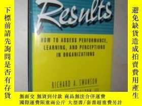 二手書博民逛書店英文原版罕見Results: How to Assess Per