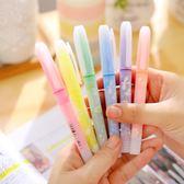[24hr-快速出貨]  創意 文具 彩色 熒光筆 小鴨鴨 香味 6色 標記筆 記號筆