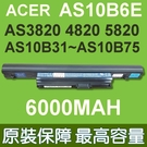 ACER AS10B6E 6芯 . 電池...