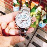 SEIKO日本精工愛麗絲夢想幻境日曆時尚腕錶5Y89-0AX0S/SKY741P1公司貨