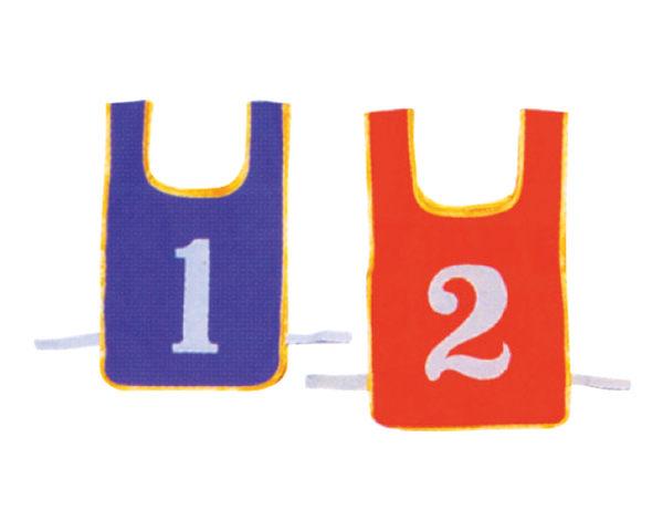 運動號碼背心 雙面印刷 兩側鬆緊帶  吸汗布料 運動會 活動用