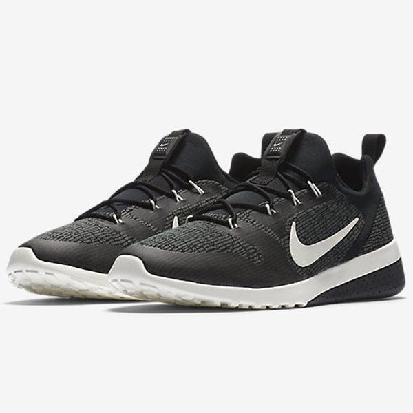 Nike CK Racer 男鞋 慢跑 休閒 襪套 網布 黑 白 【運動世界】 916780-001