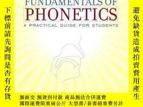 二手書博民逛書店Fundamentals罕見Of Phonetics: A Practical Guide For Student
