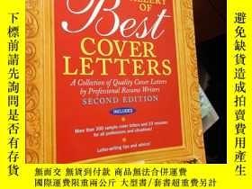 二手書博民逛書店GALLERY罕見OF BEST COVER LETTERS(英