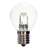 凌尚LED燈泡1W E17 國民燈泡型黃光