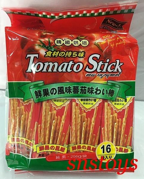 sns 古早味 懷舊零食 餅乾 御之味番茄棒棒餅 番茄棒棒餅 棒棒餅 256公克