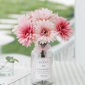 仿真花 裝飾花絹花客廳餐桌假花擺件家居花藝擺設 BF10894『男神港灣』
