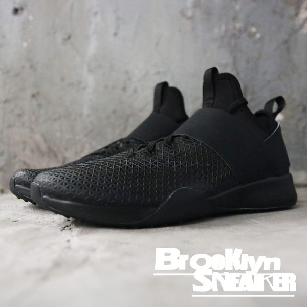 nike WMNS nike AIR ZOOM STRONG 全黑 慢跑 訓練鞋 女 (布魯克林) 843975-004
