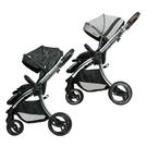 【贈掛袋+雨罩】hyBrid core premium 嬰兒推車|手推車(香頌/迷彩)【迷彩預購8月底到貨】