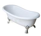 【麗室衛浴】國產 古典貴妃缸   160*78*72(62)CM  超值優惠回饋  含安裝~