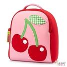 防走失後背包 1-4歲 學走寶寶推薦 可愛小櫻桃 (嬰幼兒/兒童/小孩/小朋友/孩童)