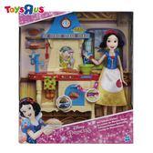 玩具反斗城 【Hasbro 孩之寶】迪士尼公主白雪公主歡樂廚房遊戲組