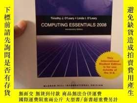 二手書博民逛書店Computing罕見Essentials 2008Y15389