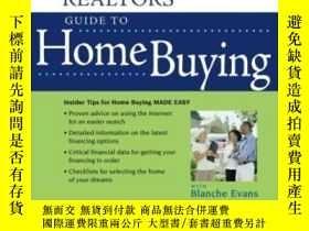 二手書博民逛書店The罕見National Association Of Realtors Guide To Home Buyin