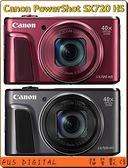 【福笙】Canon PowerShot SX720 HS (平輸中文保固一年) 送保護貼