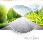 盲點鏡 後視鏡小圓鏡汽車載反光鏡高清360度無邊旋轉調節倒車盲點輔助鏡    color shop