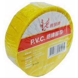 《☆享亮商城☆》IA81 黃色PVC絕緣膠帶 0.2mm*19mm*10M  鹿頭