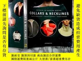 二手書博民逛書店Collars罕見and Necklines: Details