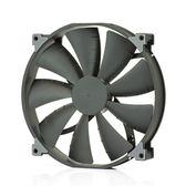 Phanteks 追風者PH-F200SP_BBK 800RPM 全黑版20公分機箱散熱風扇(高風量/低噪音)