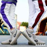 籃球鞋 高幫運動跑步休閒低幫小白鞋空軍一號聯名板鞋男aj249【寶貝兒童裝】