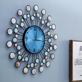 北歐現代簡約大鐘表掛鐘時鐘客廳創意時尚個性家用藝術掛表石英鐘【帝一3C旗艦】YTL