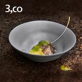 【3 co】水波系列中碗- 灰(2號)