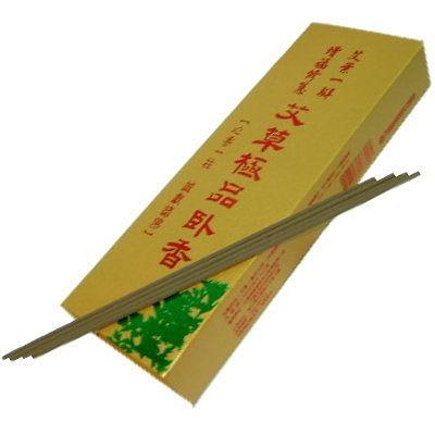 艾草極品臥香150g / 盒--拜拜用好香