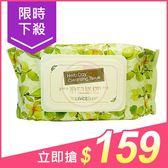 韓國THEFACESHOP 薄荷卸妝濕巾(70抽)【小三美日】$179