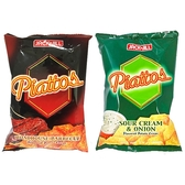 菲律賓 JACK n JILL Piattos煙燻/奶焗香蔥/起司/披薩/烤牛肉 風味洋芋片(85g) 5款可選【小三美日】