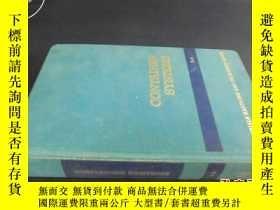 二手書博民逛書店CONTAINER罕見SYSTEMS 英文原版:容器系統Y591