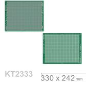 『堃喬』KT-2333 330 x 242 mm 單面 83 x 113 孔 FRP PCB板 萬用電路板『堃邑Oget』