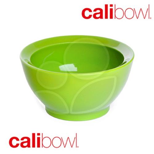 美國 Calibowl 兒童防漏學習碗230ml - 綠【佳兒園婦幼館】