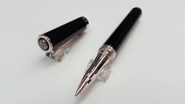 萬特佳Montegrappa-義大利書寫精品第一品牌-鋼珠筆-ISNPCPAC(黑)