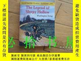 二手書博民逛書店The罕見Legend of Sleepy Hollow W a