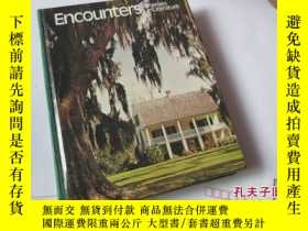 二手書博民逛書店Encounters罕見themes in literature